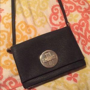 Black Kate Spade Small Crossbody bag purse